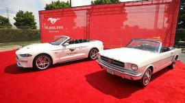 Chiếc Ford Mustang thứ 10 triệu xuất xưởng