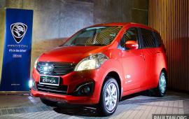Xe giá rẻ Proton Ertiga Xtra 2018 có giá từ 13.900 USD