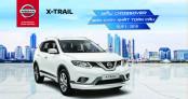 Nissan X Trail tiếp tục là mẫu SUV bán chạy nhất toàn cầu Quý I/2018