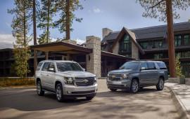 Chevrolet trình làng Tahoe và Suburban Premier Plus 2019