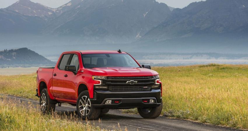 Đánh giá Silverado 2019: Bước đột phá của Chevrolet