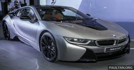 BMW i8 Coupe 2018 chốt giá từ 320.000 USD tại Đông Nam Á