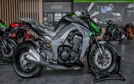 Ảnh chi tiết Kawasaki Z1000 ABS và Z1000 R Edition ABS 2019