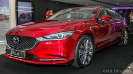 Mazda6 bản nâng cấp chốt giá từ 38.000 USD