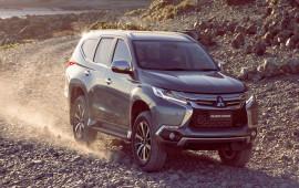 Mitsubishi Pajero Sport thêm bản máy dầu, giá 1,062 tỷ đồng