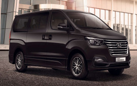 Hyundai Starex bản nâng cấp ra mắt, giá từ 39.860 USD