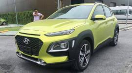 Thêm ảnh cận cảnh Hyundai KONA sắp ra mắt tại Việt Nam