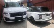 """Hàng """"khủng"""" Range Rover LWB P400E 2018 về VN, giá hơn 9,3 tỷ"""
