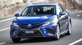 Toyota Camry Sports mở bán tại Nhật Bản, giá từ 33.270 USD