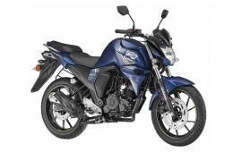 Yamaha FZ-S FI 2.0 bản nâng cấp thêm phanh đĩa sau