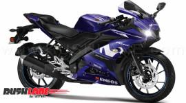 Yamaha YZF-R15 V3.0 MotoGP Edition tình làng