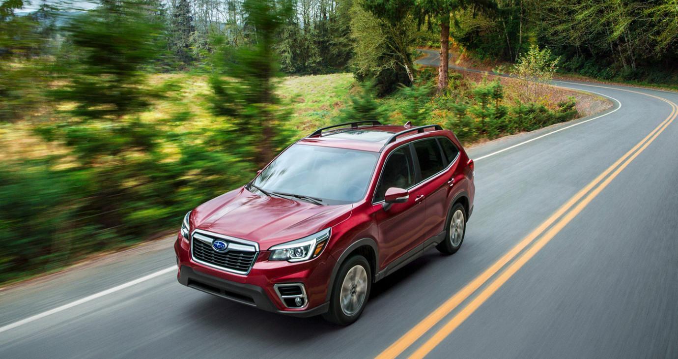 Subaru Forester 2019 chốt giá từ 24.295 USD