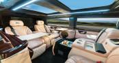 Chiêm ngưỡng Mercedes V-Class độ phong cách siêu sang trọng
