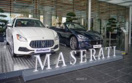 Maserati khai trương không gian trưng bày mới tại Hà Nội