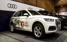 Audi mang ngôi nhà Quattro đến Vietnam Motor Show 2018