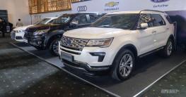 Vietnam Motor Show 2018 chốt ngày diễn ra với 15 thương hiệu