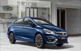 Suzuki Ciaz 2018 chính thức ra mắt, giá từ 11.740 USD