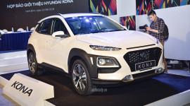 Giá lăn bánh các phiên bản của Hyundai KONA tại Việt Nam