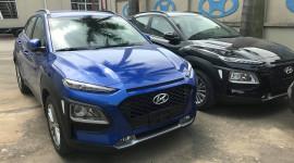 Hyundai KONA lần đầu lộ ảnh nội thất, giá dự kiến 585 triệu