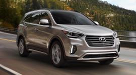 Hyundai Santa Fe XL 2019 có giá từ 31.830 USD