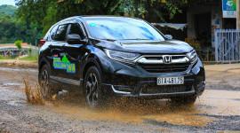 Honda Fuel Challenge 2018: Ấn tượng mức tiêu thụ nhiên liệu của CR-V và Jazz