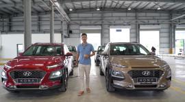 Hyundai KONA 2018 giá từ 615 triệu đồng tại Việt Nam có gì HOT?