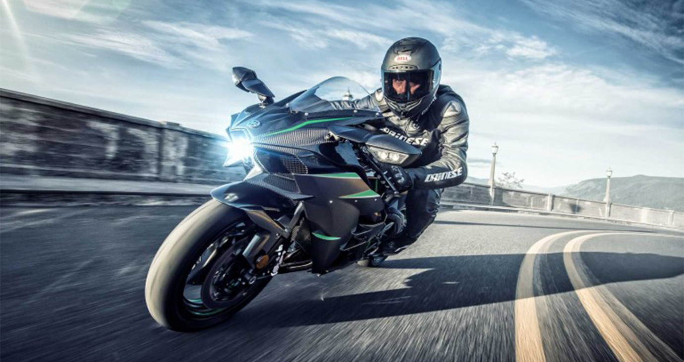 Kawasaki Ninja H2 2019 ra mắt với công suất vượt Ducati Panigale V4