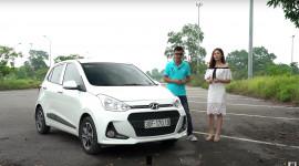 Đánh giá Hyundai Grand i10: Xe nhỏ đáng lưu tâm