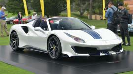 Ferrari trình làng siêu xe mui trần 488 Pista Spider