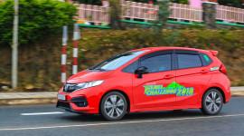 Thử thách nhiên liệu Honda CR-V và Jazz: Cuộc thi kỳ thú