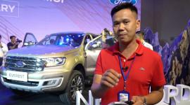 Đánh giá nhanh Ford Everest Titanium 2.0L Bi-Turbo AT AWD giá 1,4 tỷ đồng