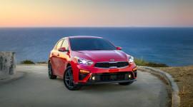 Kia Forte 2019 có giá từ 17.690 USD