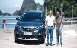 Đánh giá xe Peugeot 5008 qua chia sẻ của người dùng