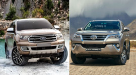 So sánh Ford Everest Titanium 2.0 4x4 và Toyota Fortuner 2.8V 4x4