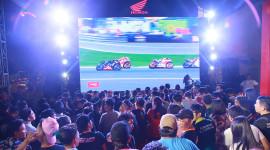 """Khán giả Đà Nẵng """"cháy hết mình"""" cùng MotoGP 2018"""