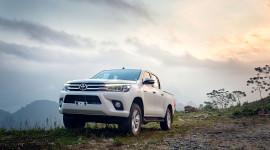 Toyota Hilux bán chạy nhất Đông Nam Á 6 tháng đầu 2018