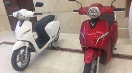 Xe máy điện VinFast lộ diện, có thể đấu Honda Vision