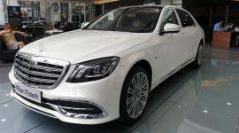 Phan Thành tậu Mercedes-Maybach S450 4Matic hơn 7,2 tỷ