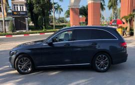 Mercedes-Benz C220d wagon xuất hiện tại Việt Nam