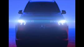 Mercedes-Benz tung teaser nhá hàng GLE 2019