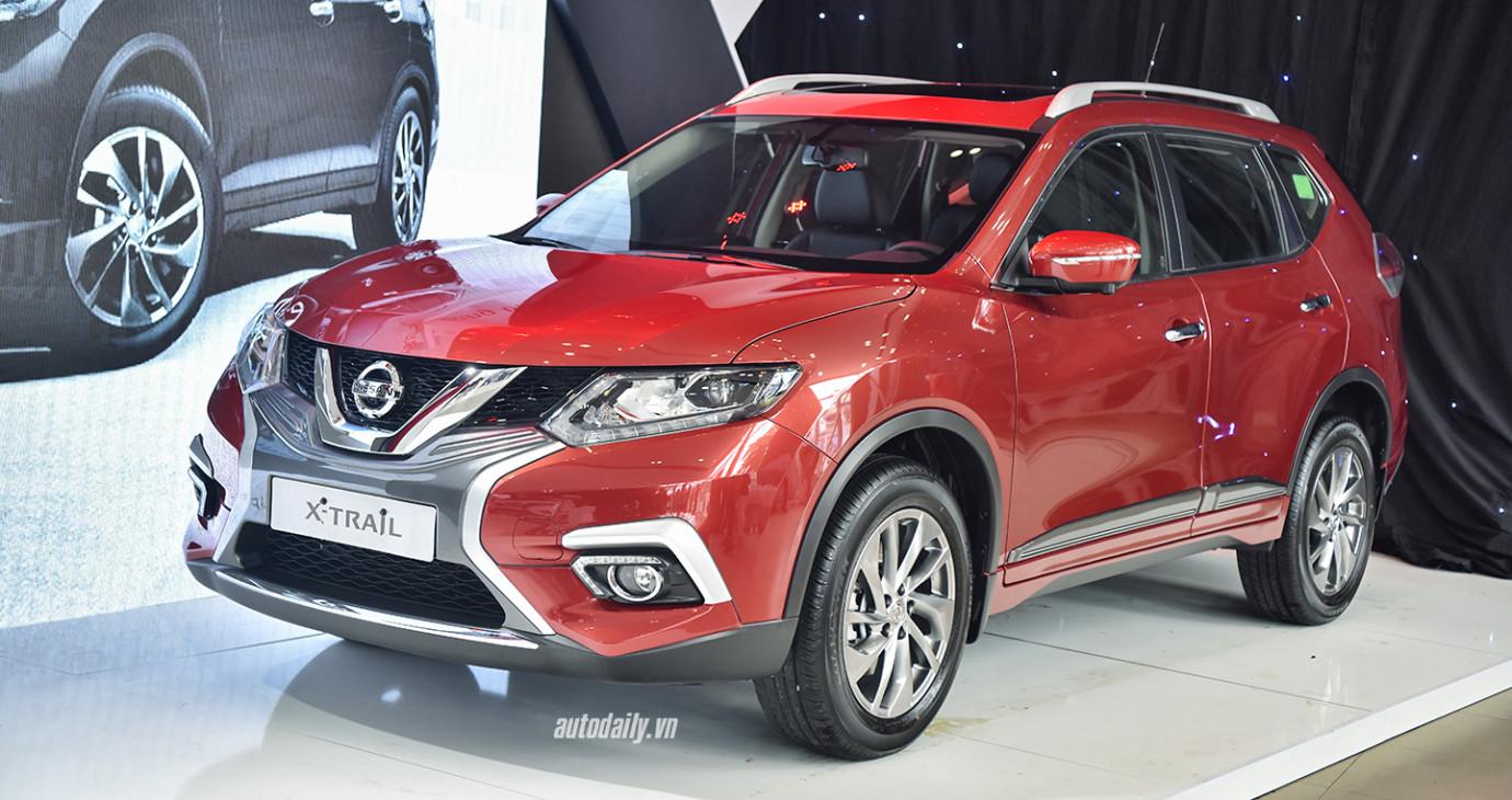 Nissan X-Trail V-Series ra mắt tại Việt Nam, giá từ 991 triệu