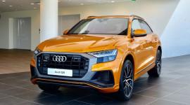 Audi Q8 ra mắt thị trường ĐNÁ, giá từ 206.900 USD