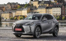Đánh giá Lexus UX 2019: Kẻ đến sau đầy ấn tượng