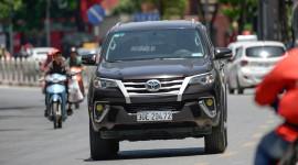 Vừa trở lại, Toyota Fortuner 2018 đã bán chạy nhất phân khúc