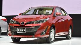 Toyota Vios bán chạy nhất Việt Nam tháng 8/2018