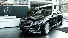 Mercedes-Maybach S650 2018 giá 14,5 tỷ đồng về Việt Nam