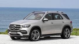 Mercedes-Benz GLE 2019 thiết kế 5 + 2 chính thức ra mắt