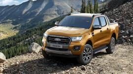 Ford Ranger 2018 giá từ 630 triệu đồng ra mắt tại Việt Nam