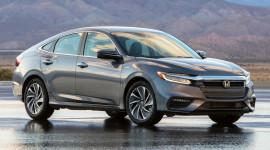 Honda Insight 2019: Chiếc Hybird đầy kỳ vọng của hãng xe Nhật