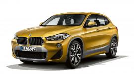 BMW X1, X2 thêm bản máy dầu công suất 187 mã lực